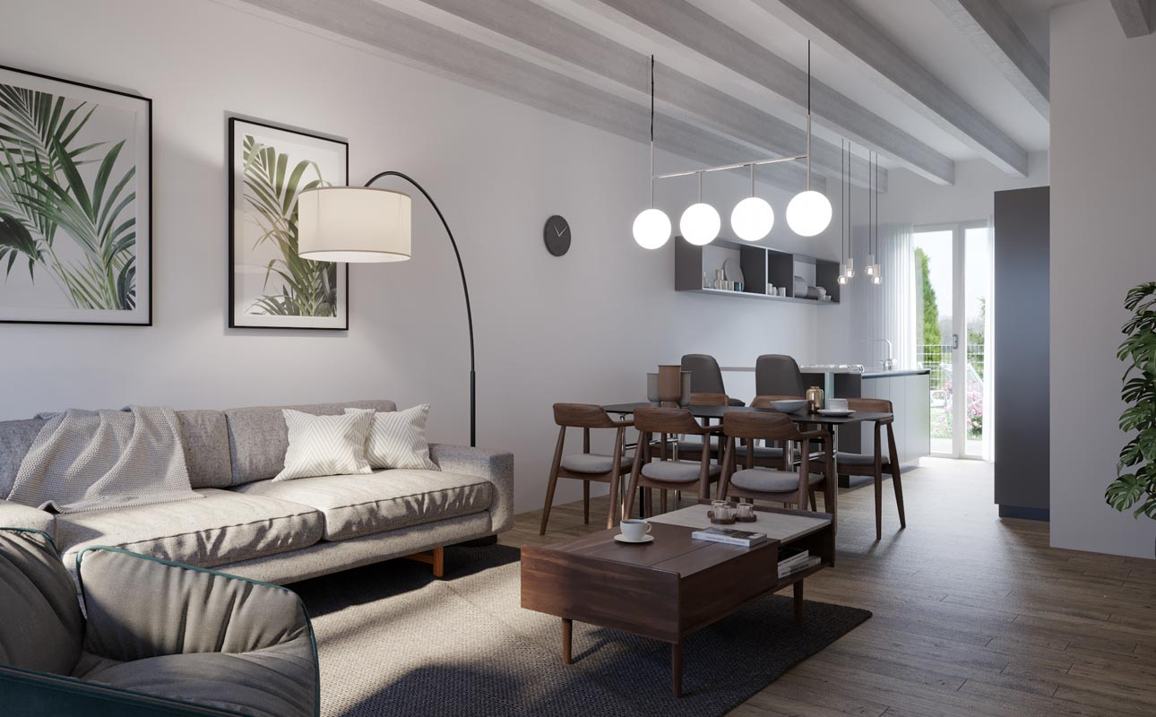 Spazio Casa Azzano X le bi-singole zanica - ferretticasa