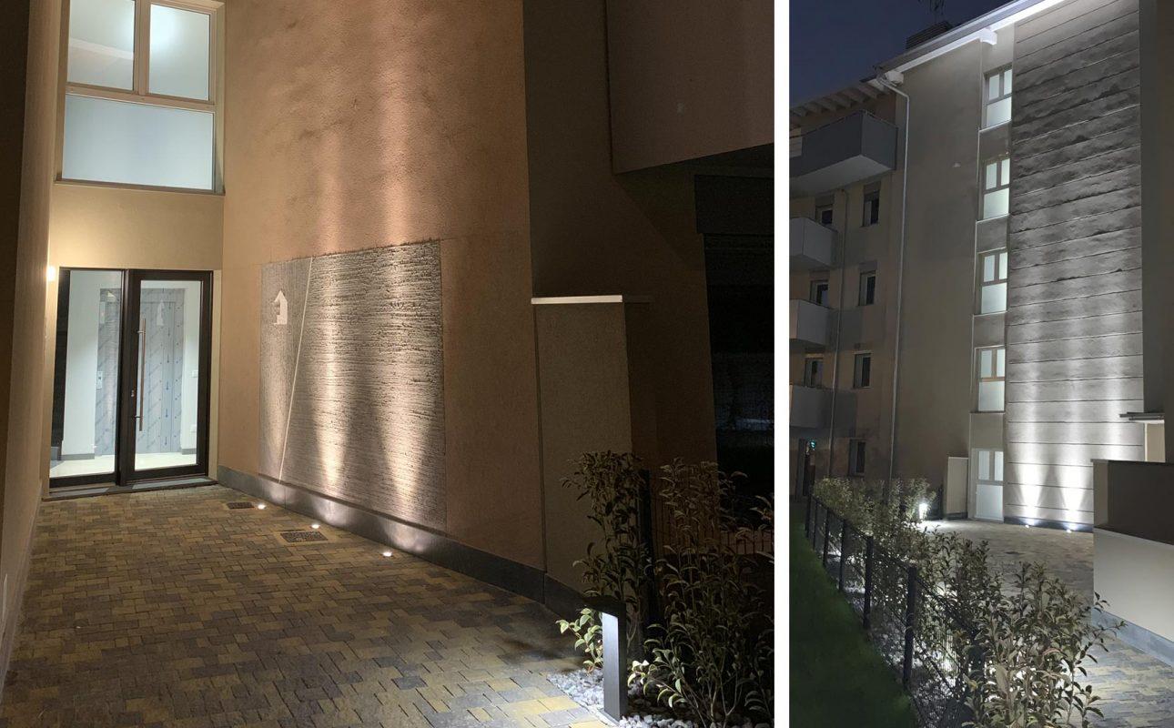 Spazio Casa Azzano X nuovi appartamenti bioedilizia lallio - ferretticasa
